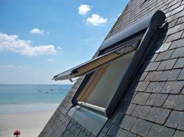 fenêtre de toit amovible